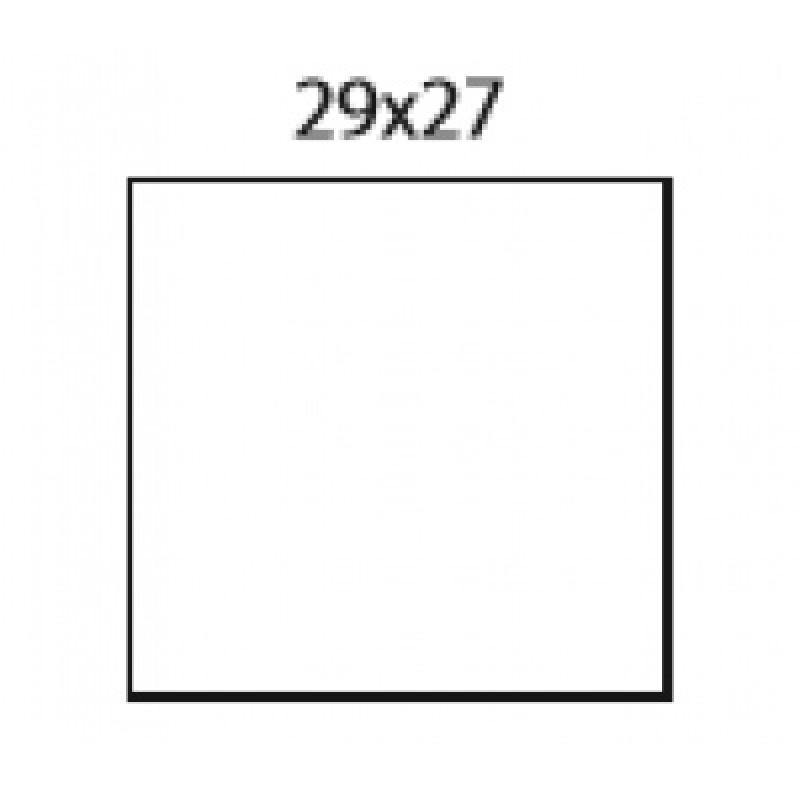 Cenové etikety 29x27, Zelené