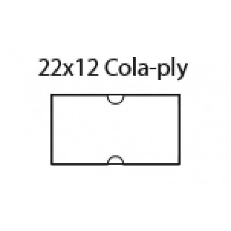 22x12 Cola-Ply, Žlté