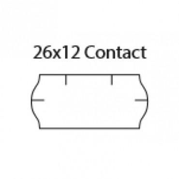 26x12 Contact, Žlté
