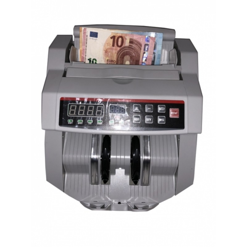 Počítačka Euro bankoviek SE-2108 UV/MG