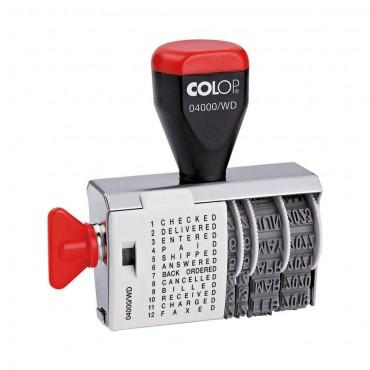 COLOP 04000/WD