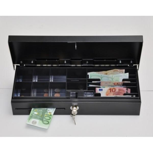 Peňažná zásuvka CDM/FT-460 6B/8M čierna